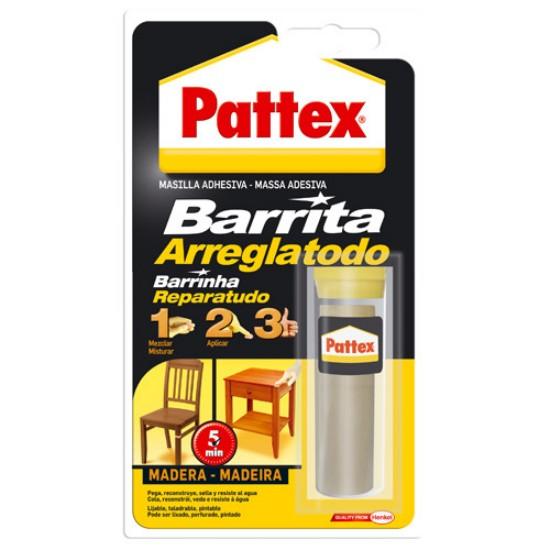 Masilla pattex para madera - Masilla para tapar agujeros en madera ...