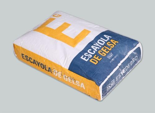 Sacos de escayola para la elaboraci n de elementos for Placas de escayola 60x60 precio