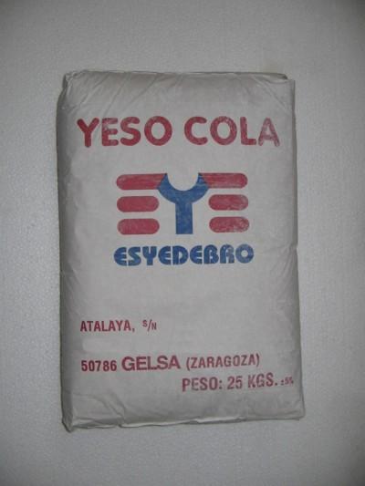 Saco de adhesivo para escayola - Precio saco yeso ...