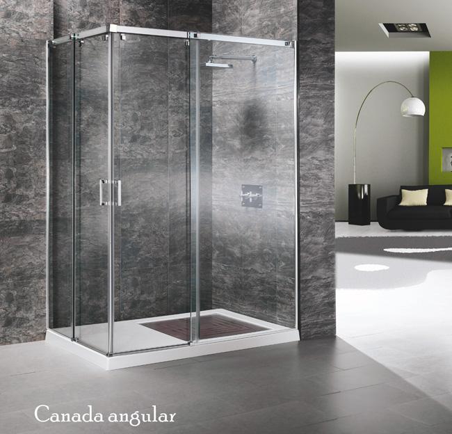 Mamparas de ducha 80 x 80