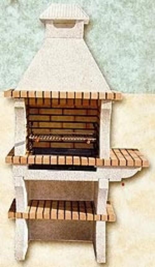 asadores de ladrillo para jardin car interior design