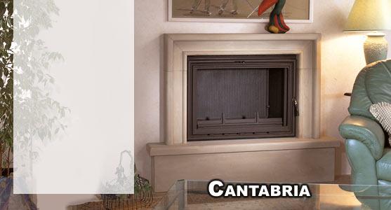 Revestimiento modelo cantabria 490101912 for Revestimiento para chimeneas insertables