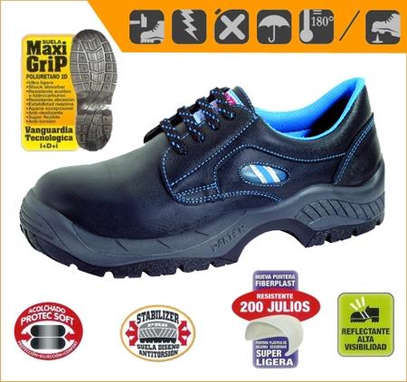 Zapatillas de seguridad para el trabajo calzado laboral for Zapatillas de seguridad
