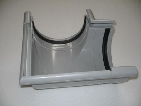 Canalones de pvc cool flexible para cualquier aplicacin - Precio canaleta pvc ...