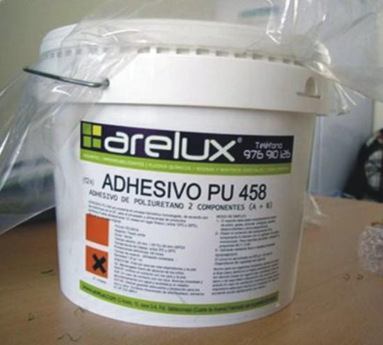 Adhesivo de poliuretano para uniones de c sped artificial - Adhesivo para madera ...