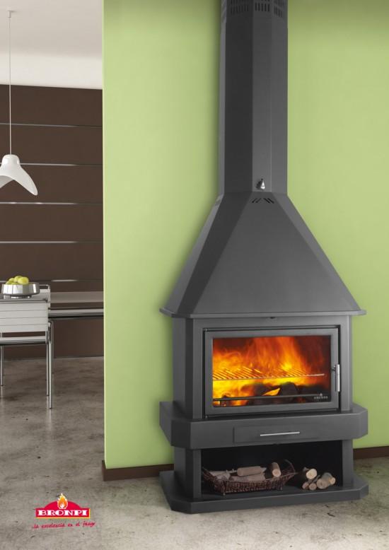 chimeneas de lea de estilo clsico para casa with chimeneas con estilo