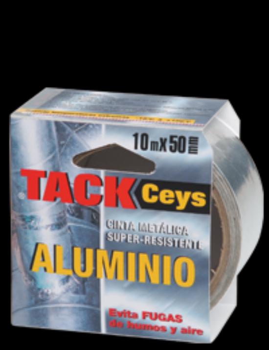 Cinta Adhesiva de Aluminio Cinta Adhesiva de Aluminio