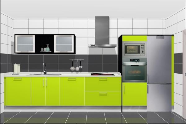 Cocina 9 para pisos en zaragoza for Modelos de pisos de cocina