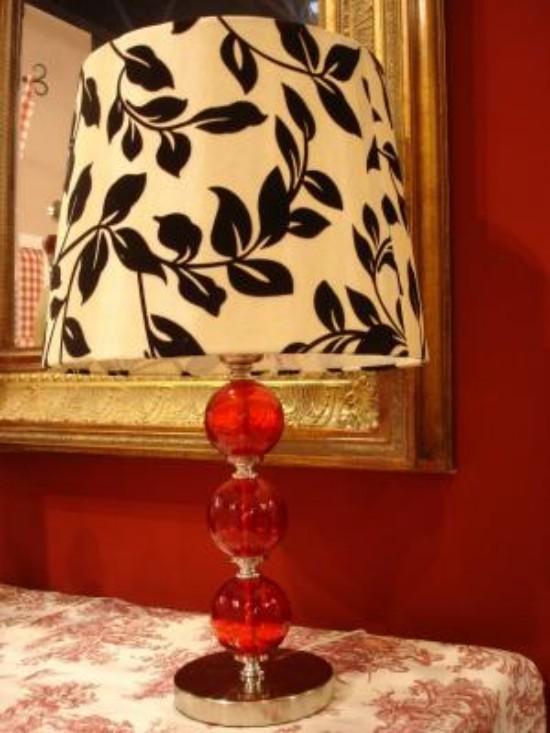 L mparas de sobremesa de dise o para decoraci n - Pantallas de lamparas de mesa ...