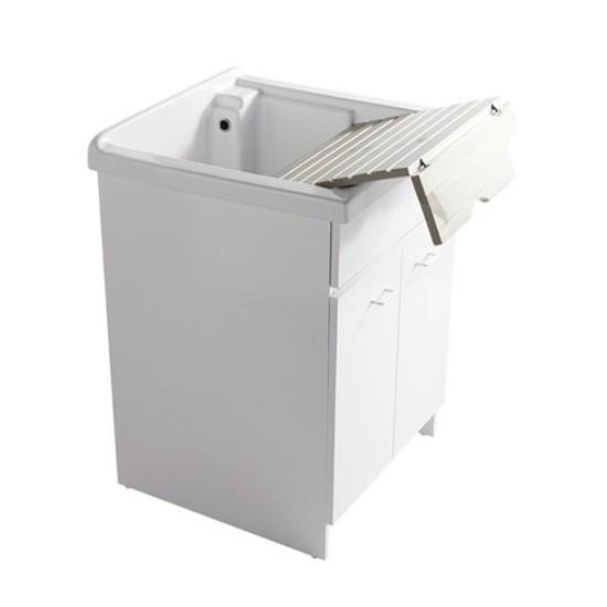 Lavadero de ropa, mueble para lavadero y tabla de lavar de Galassia