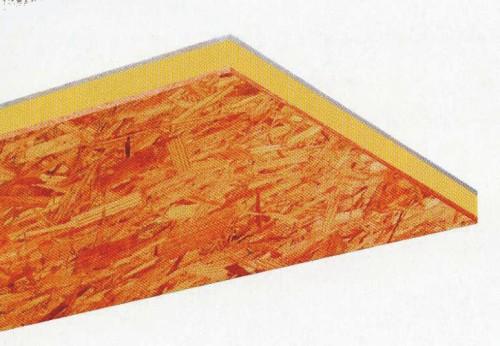 Paneles sandwich con tablero de acabado de osb - Tablero aglomerado precio ...