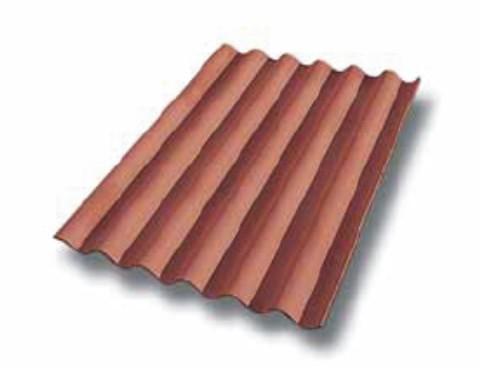 Planchas de tejado materiales de construcci n para la - Materiales para tejados ...