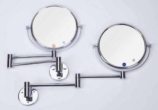 Espejos de aumento giratorios para paredes - Espejo aumento bano ...