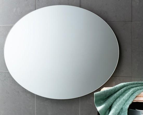 Espejos ovalados para ba os for Espejos ovalados sin marco