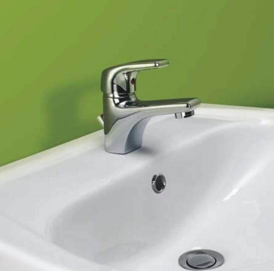 Griferia Para Baño Easy:GRIFO MONOMANDO DE LAVABO SERIE EASY 5360300