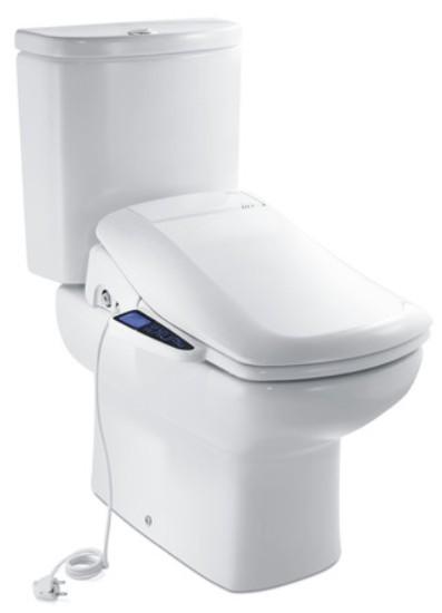 Sistema de lavado para inodoro roca for Inodoro cuadrado
