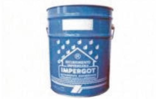 Bote de pintura impermeabilizante sin fibra for Bote de pintura precio
