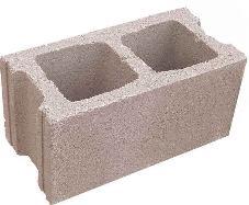 bloques de hormign prefabricados de 12 y de 20 cm de anchura para la construccin - Bloques De Hormign