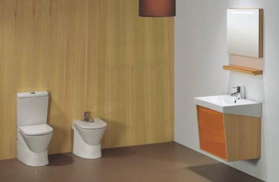 Lavabos Para Baño Para Empotrar:Lavabo semi encastrado para baño