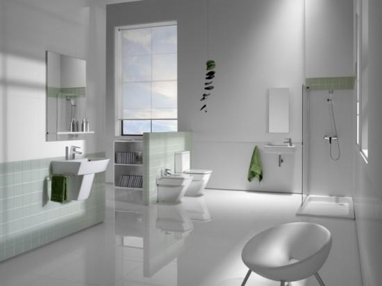 Sanitarios cuadrados de roca for Precios de lavabos roca