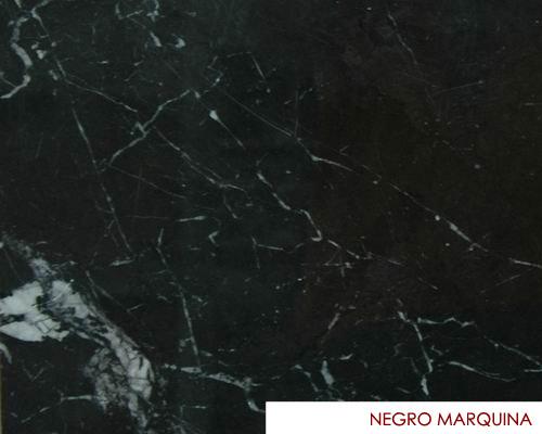 Marmol negro marquina nacional 29me02908 for Marmol negro veteado