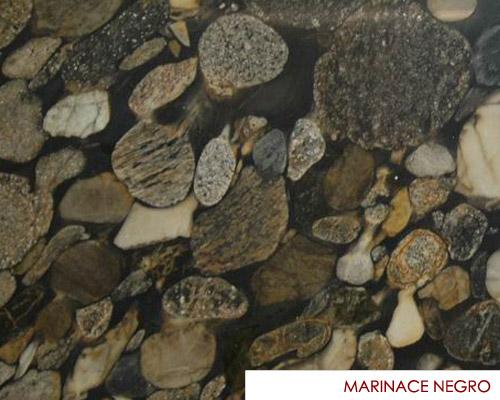 Granito marinace negro importacion 29me01929 for Granito importacion encimeras