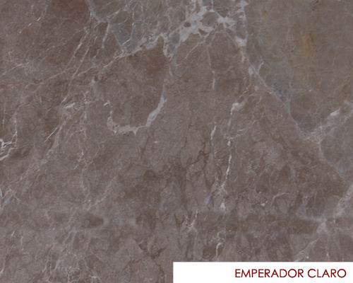 Marmol emperador claro nacional 29me02905 for Marmol y granito emperador