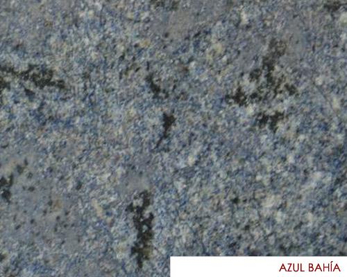Granito azul bahia importacion 29me01912 for Granito importacion