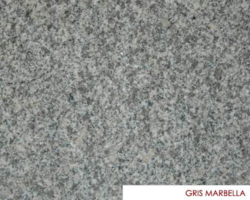 Granito nacional gris marbella 29me01905 for Marmol material de construccion