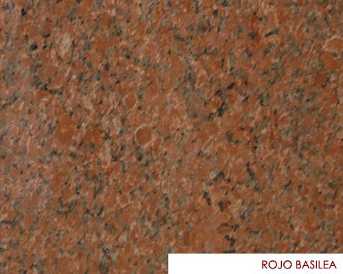 Granito rojo basilea importacion 29me01935 for Granito importacion