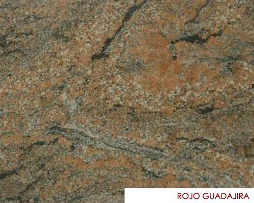 Granito rojo guadajira importacion 29me01936 for Granito importacion encimeras
