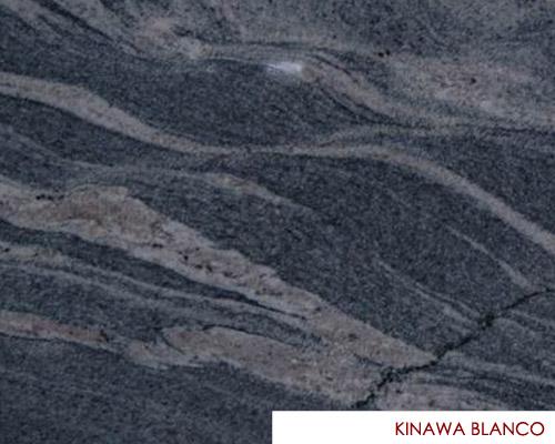 Granito kinawa blanco importacion 29me01923 for Granito importacion