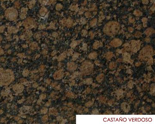 Granito casta o verdoso importacion 29me01917 for Granito importacion encimeras