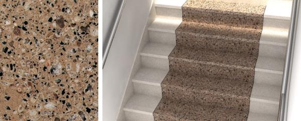 Cuarzo beige daphne silestone 430700937 for Marmol material de construccion