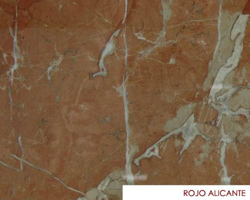 Marmol rojo alicante nacional 29me02910 for Marmol precio m2