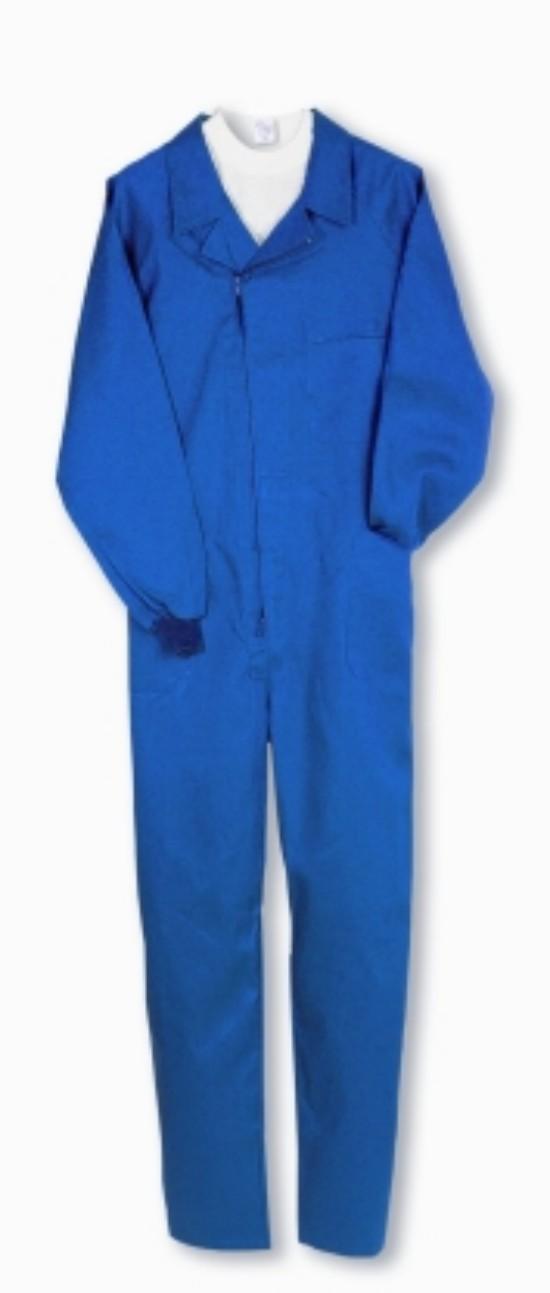 84d5f58ae73 Monos de trabajo de algodón disponibles en color azul marino, gris y  azulina. Vestuario