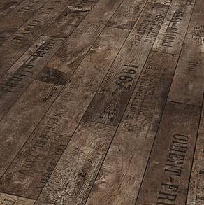 Suelo laminado sint tico con acabado r stico for Pavimentos rusticos para interiores