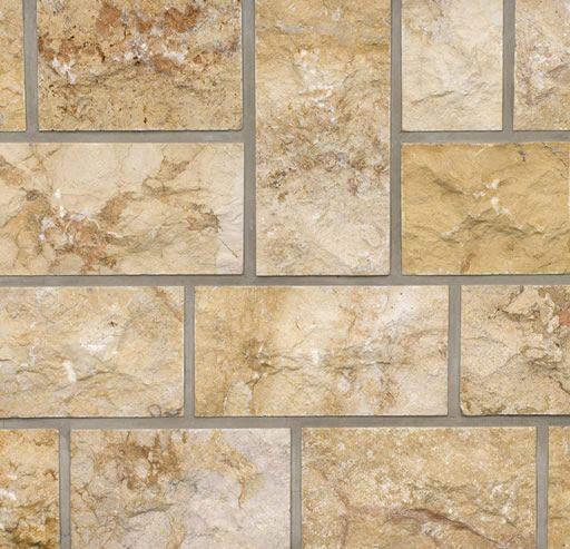 Piedra amarillo danubio escarfilada 20 largo libre 030302019 - Piedra natural para fachadas ...