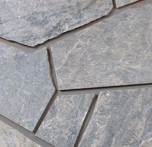 Piedra laja cuarcita marina irregular gris oriental 030301007 - Pavimentos de piedra natural ...