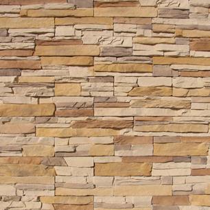 Piedra laja marr n tierra std 030303003 for Piedra artificial decorativa para interiores