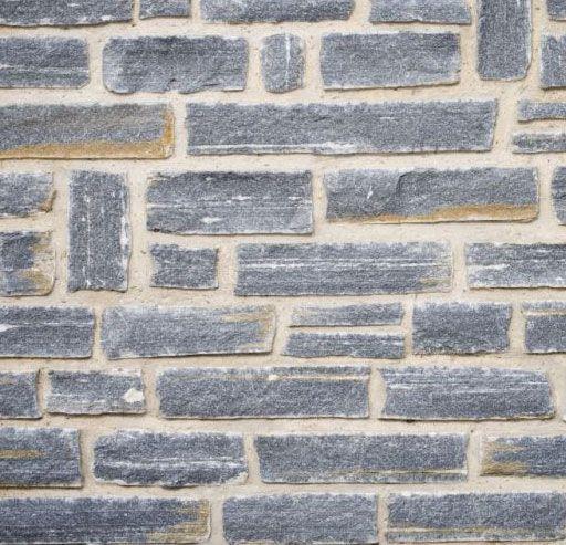 Piedra tocho gris azulado 10 12 cm 030301909 - Poner revestimiento pared ...