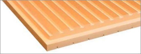 Poliestireno extru do xps para aislamiento de cubiertas - Planchas de poliestireno extruido ...