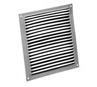 Rejillas de aluminio para ventilaci n - Rejilla de ventilacion regulable ...