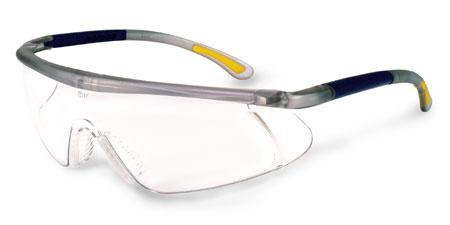 d0b7fed0ad Gafas de seguridad laboral resistentes a los impactos de partículas  incandescentes.