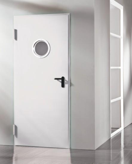 mirillas redondas para puertas cortafuego