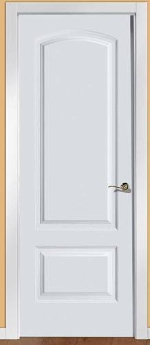 Puerta de interior u22 119000149 for Puertas de paso blancas