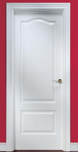 Proyectos de instalacion febrero 2013 for Puertas de madera blancas