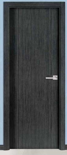Puerta de interior vld1 119000107 for Puerta interior gris