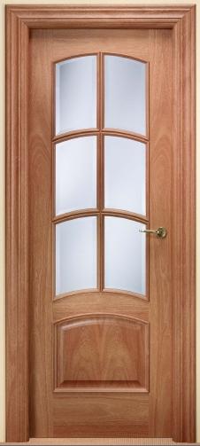 Puerta de interior 62 6vm 119000094 for Puertas de madera para cocina