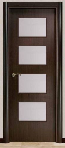 Puerta de interior l 4vb 119000050 - Puertas de paso de cristal ...